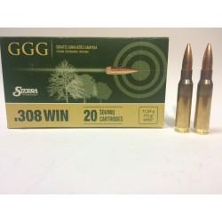 Amunicja .308 Win. GGG HPBT 175gr 11,34g