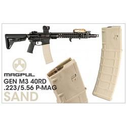 Magpul PMAG 40 AR/M4 GEN M3