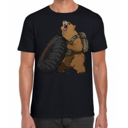 Koszulka 5.11 Grizzly Fitness T-shirt - Czarna