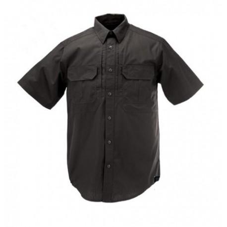 Koszula 5.11 TACLITE PRO czarna krótki rękaw 71175