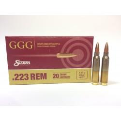 Amunicja .223 GGG 69gr SIERRA HPBT
