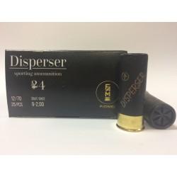Amunicja 12/70 SKEET 24g DISPERSER 9-2mm