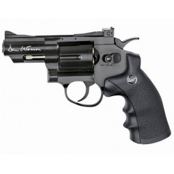 Rewolwer ASG CO2 Dan Wesson 2,5'' Black