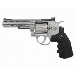 Rewolwer ASG CO2 Dan Wesson 4'' Silver