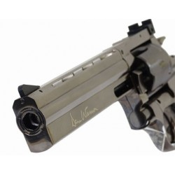 Rewolwer GNB ASG Dan Wesson 715 6'' Steel Grey (18191)