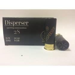 Amunicja 12/70 28g Disperser 9-2.00mm