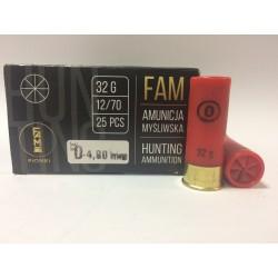 Amunicja 12/70 GW 32g 0-4,00mm