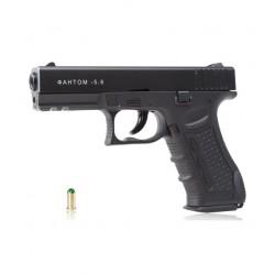 Pistolet hukowy PHANTOM 5.6 czarny kal. do 6 mm