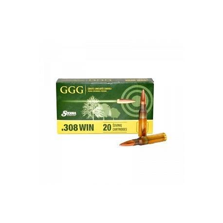 Amunicja HPBT .308Win. GGG GPX12 155grn Sierra //.308Win