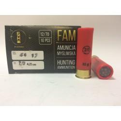 Amunicja 12/70 GW 32g 2/0-4,25mm