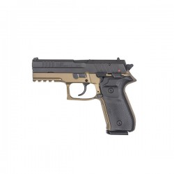 Pistolet REX Standard Flat Dark Earth