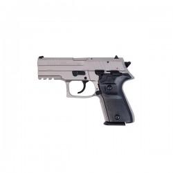 Pistolet REX Standard Nickiel