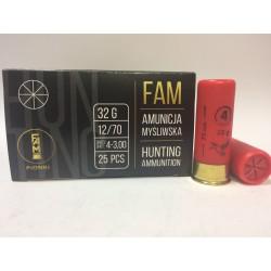 Amunicja 12/70 GW 32g 4-3,00mm