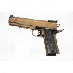 Pistolet SCHMEISSER 1911 Hugo Thunder Bronze Kal. .45ACP