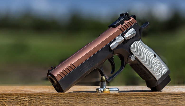 Broń palna krótka