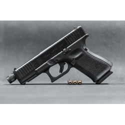 Pistolet Glock 19 gen 5 Tactical 9x19mm z gwintem