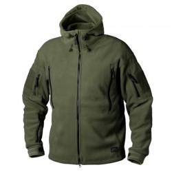 Bluza polarowa Helikon Patriot Double Fleece - Olive Green